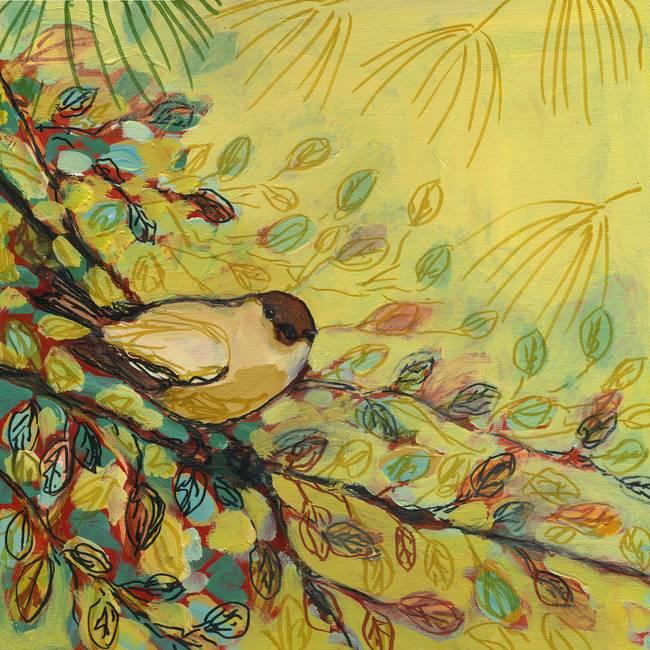 Goldfinch-Resting_art
