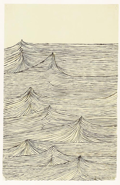louise-bourgeois Throbbing Pulse 1944
