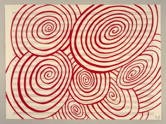 Louise Bourgeois - Spirals
