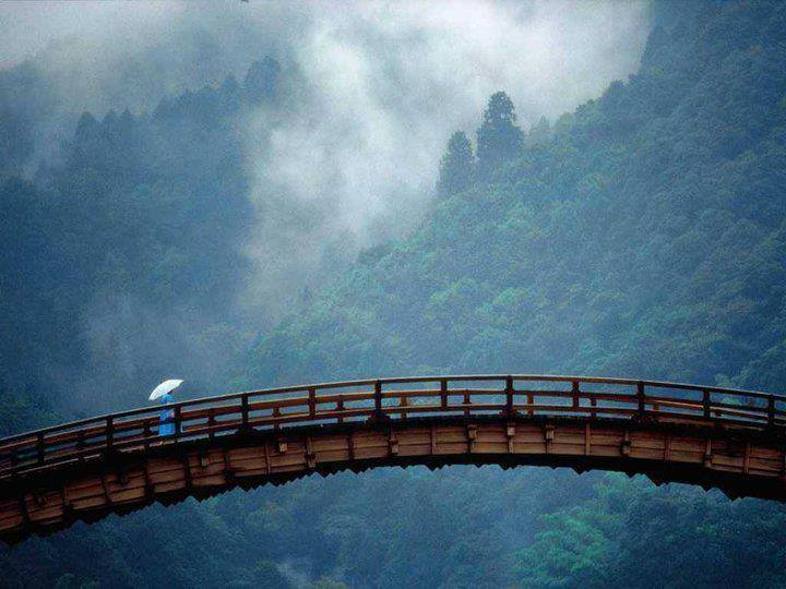 New Xcitefun Kintai Bridge, Japan (author unknown)